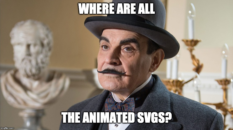 Motion · Blog · Where are all the animated SVGs? · Animated SVG icon editor